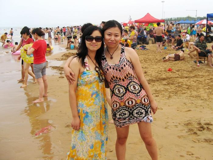 小美和方妈妈